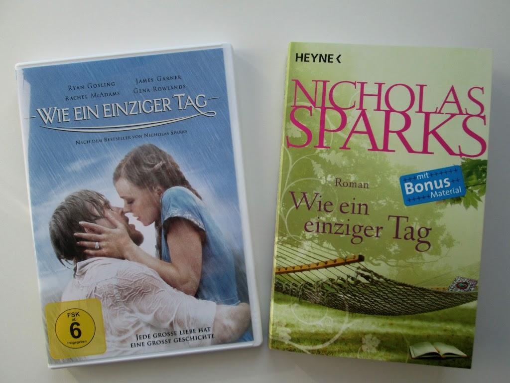 Nicholas Sparks – Wie ein einziger Tag