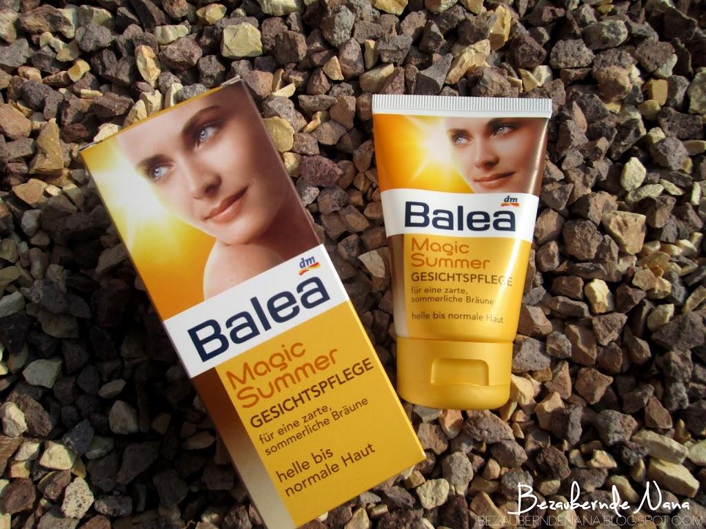 Balea Magic Summer Gesichtspflege