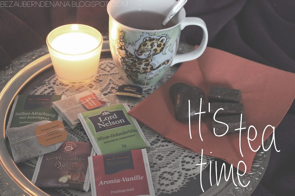 It's tea time: Meine Tee Favoriten