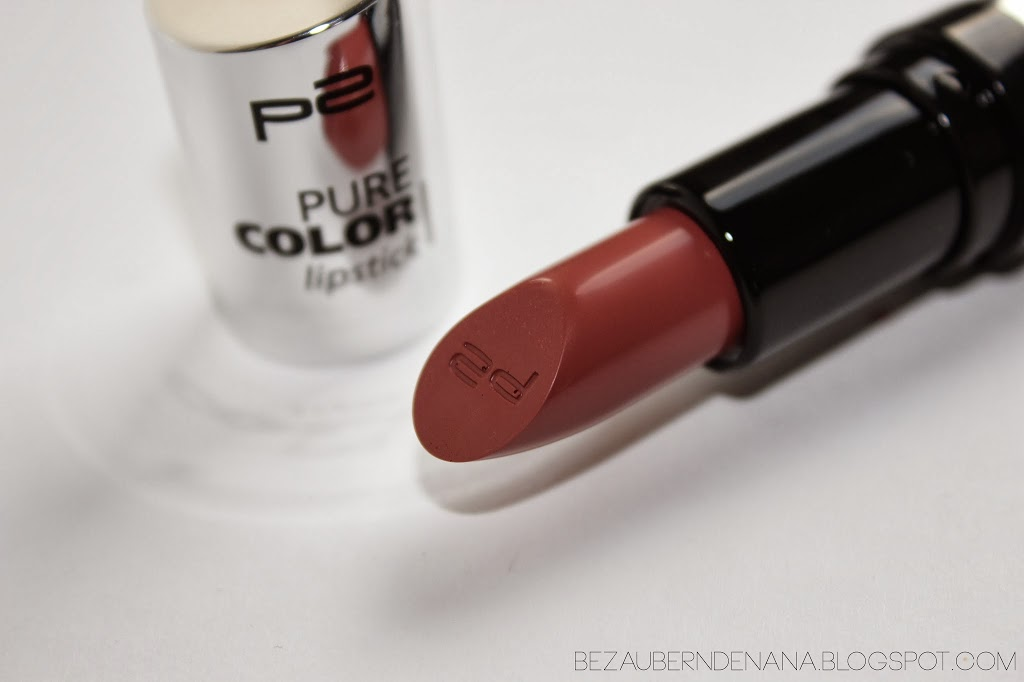 p2 pure color lipstick Via Medici