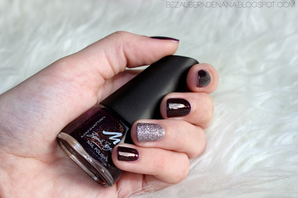 Manhattan Bonnie Strange – The Wow-Show! & p2 Sand Style Polish – strict