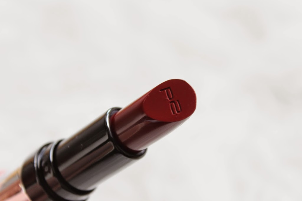 bezaubernde nana, beautyblog, germany, kosmetik, lippenstift, p2 lippenstift corso como, roter lippenstift