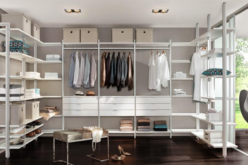 beautiful offener kleiderschrank staub pictures. Black Bedroom Furniture Sets. Home Design Ideas