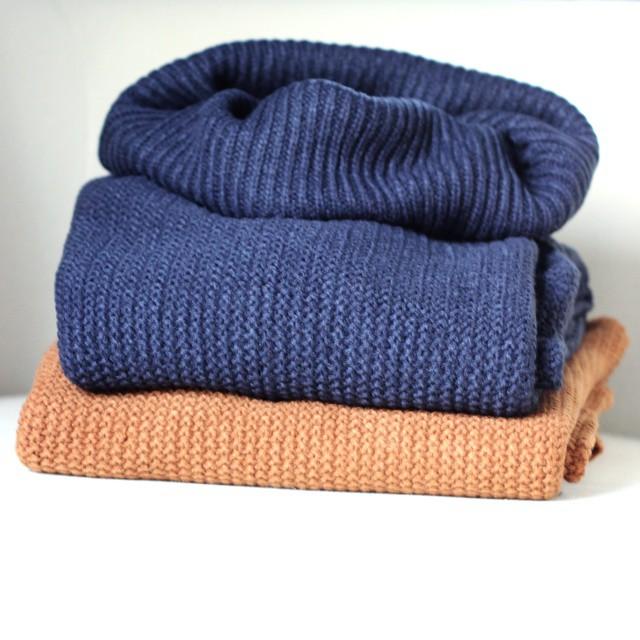 bezaubernde nana, fashionblog, germany, instagram, h&m pullover, rollkragen pullover blau braun