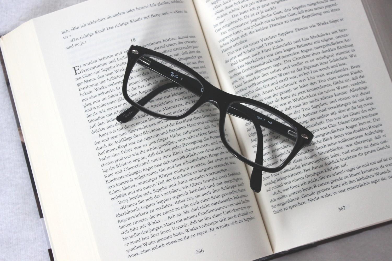 bezaubernde nana, fashionblog, germany, glasses, brille, ray ban