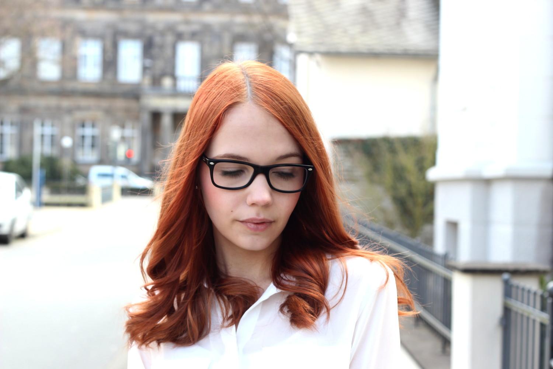 bezaubernde nana, fashionblog, germany, brille, glasses, ray ban