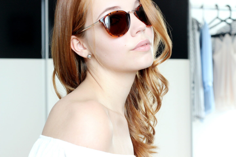 Sonnenbrille von Cheapasssunglasses