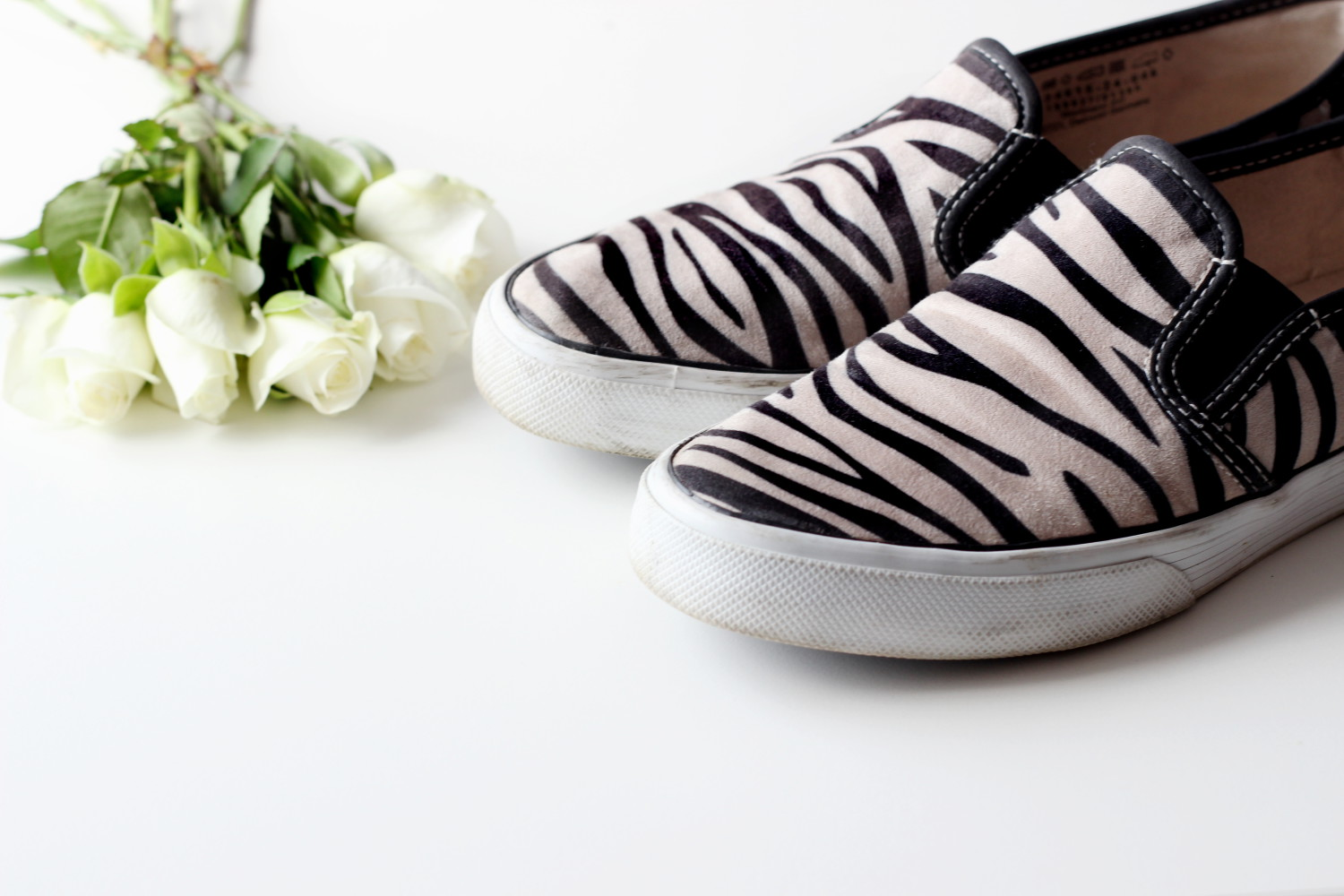 bezaubernde nana, fashionblog, modeblog, beautyblog, germany, slipper, zebra slipper, tamaris