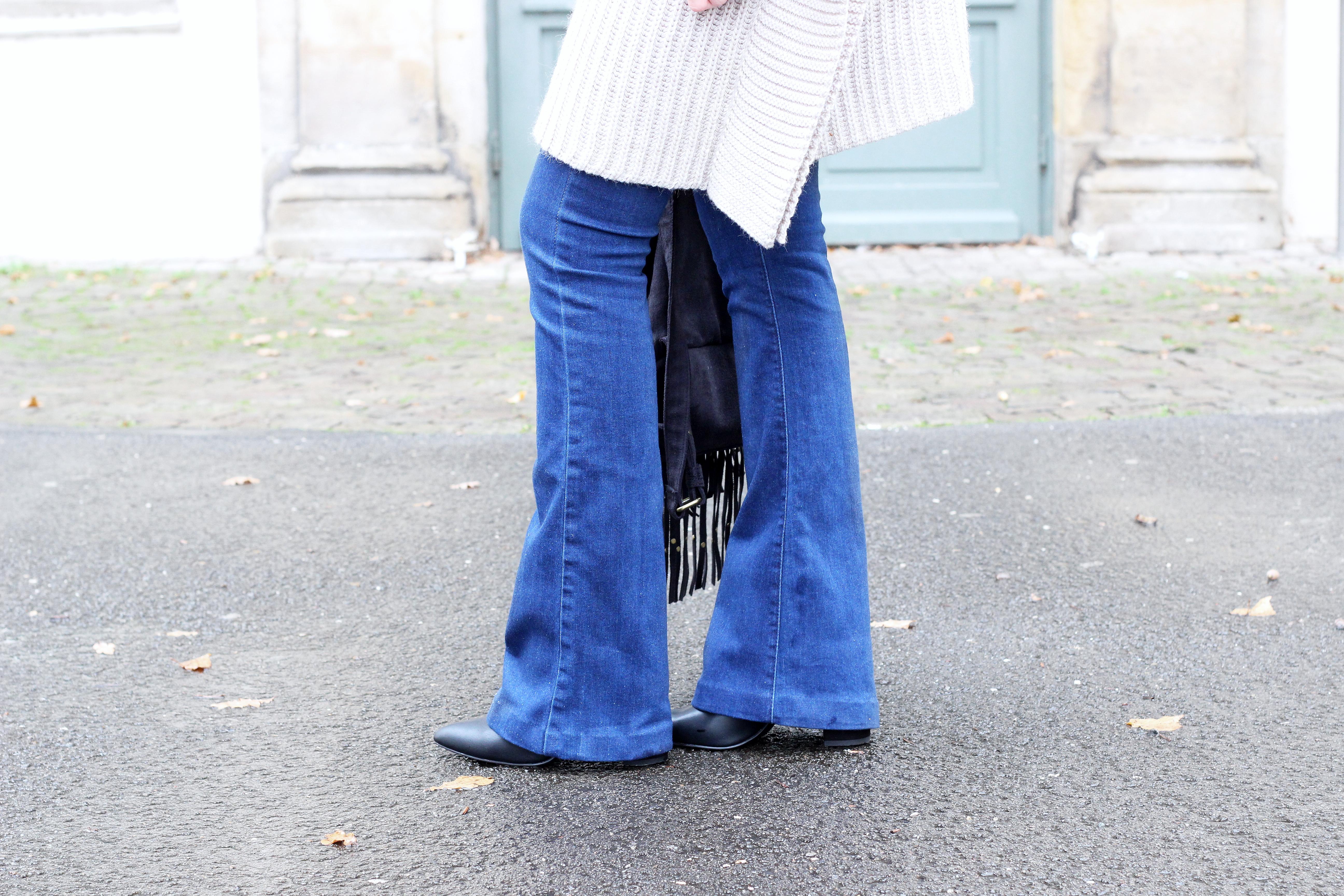 bezaubernde nana, bezauberndenana.de, fashionblog, modeblog, germany, deutschland, must-haves für den herbst, herbst trends 2015, flared jeans, schlaghose, flared jeans glamorous