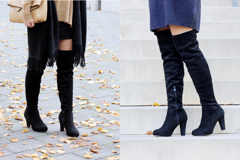 bezaubernde nana, bezauberndenana.de, fashionblog, modeblog, germany, deutschland, must-haves für den herbst, herbst trends 2015, overknees, overknee stiefel, overknees stiefelparadies