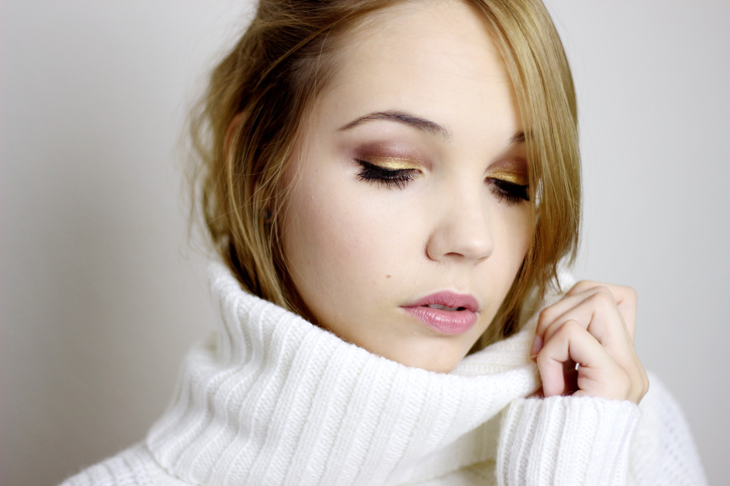 bezauberndenana-fashionblog-beautyblog-weihnachten-make-up-gold (5)