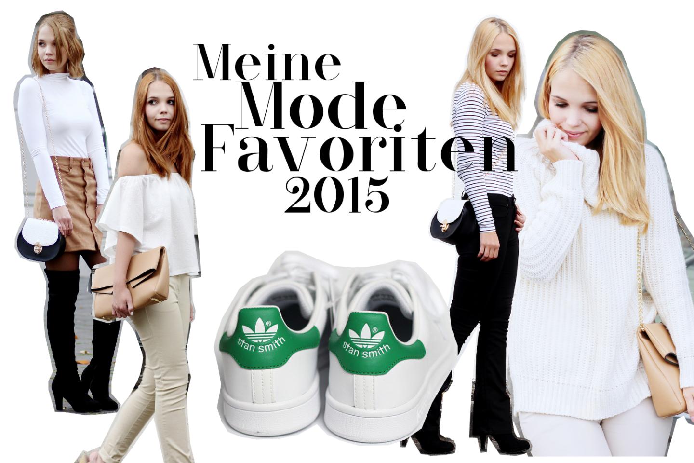 Meine Mode Favoriten 2015