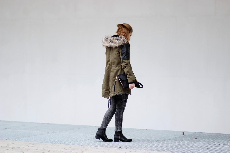 bezaubernde nana, bezauberndenana.de, fashionblog, modeblog, germany, deutschland, outfit, streetstyle, share a piece, winteroutfit mit parka, oliv parka von c&a, norweger pullover von h&m, graue jeans von h&m, chelsea boots, lässiges winteroutfit
