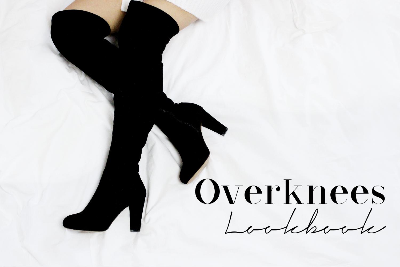 Lookbook: Overknees kombinieren