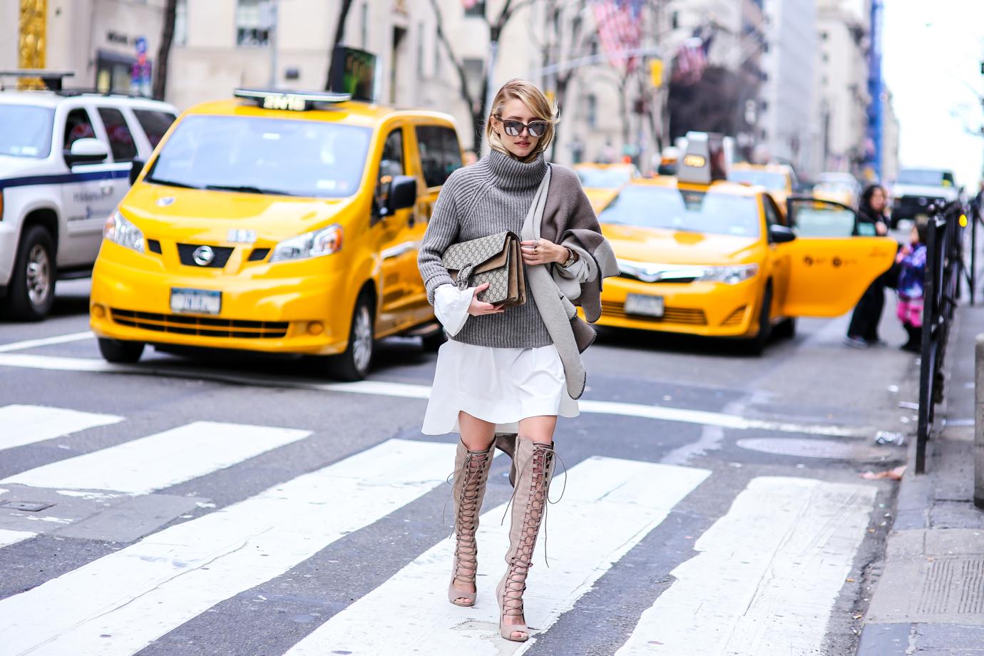 Bezaubernde Nana, bezauberndenana.de, Fashionblog, Lifestyleblog, Nana's Monthly Review, Februar 2016, Outfit des Monats, Ohh Couture