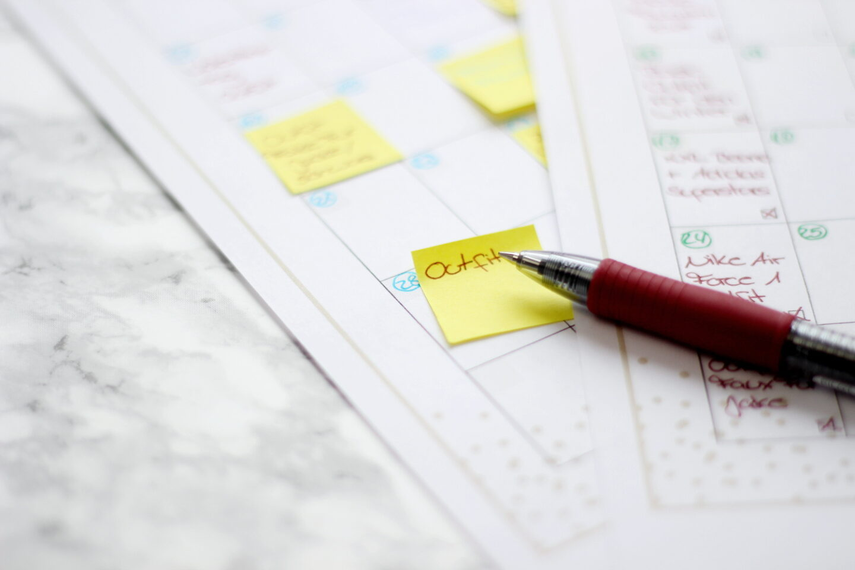 4 Tipps für für eine bessere Blogplanung