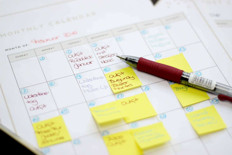 bezaubernde nana, bezauberndenana.de, fashionblog, lifestyleblog, germany, deutschland, tipps für eine besser blogplanung, blog organisation, gelschreiber family G-2 von Pilot Pen