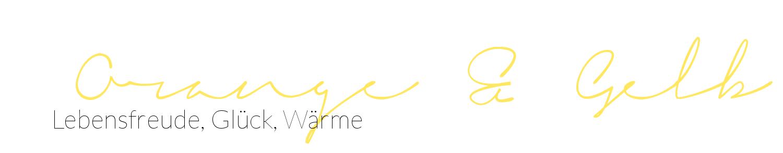 Bezaubernde Nana, bezauberndenana.de, Lifestyleblog, Interior, Wohnen, Wandgestaltung, Bedeutung von Farben, Orange und Gelb