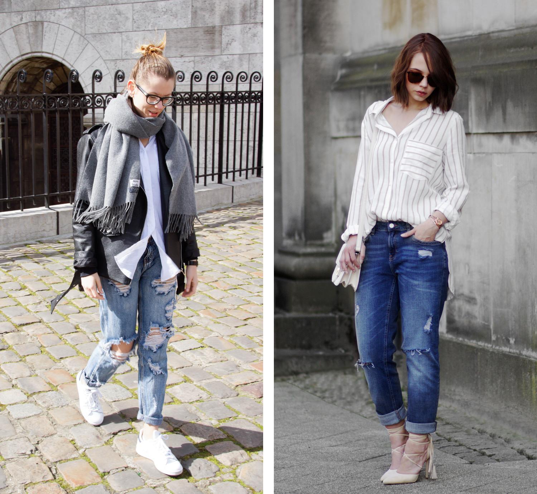 Bezaubernde Nana, bezauberndenana.de, Fashionblog, Denim Lookbook, Denim Trends 2016, Jeans Outfits, Girlfriend Jeans, Fashion Equals Science, fashionequalsscience.com