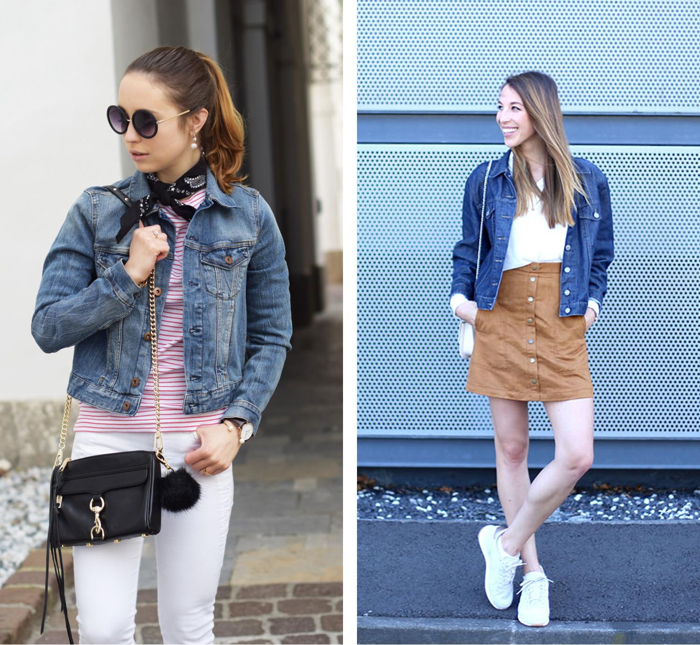 Bezaubernde Nana, bezauberndenana.de, Fashionblog, Denim Lookbook, Denim Trends 2016, Jeans Outfits, Jeansjacke, Stylemocca, stylemocca.com, Liebreizend, liebreizend.com