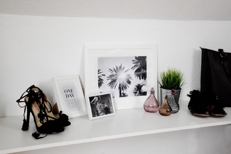 Bezaubernde Nana, bezauberndenana.de, persönlichen Einrichtungsstil finden, schwarz-weiß Einrichtung, Scandi-Stil, Interior, Dekoration, Schlafzimmer