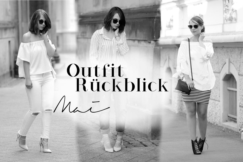 Bezaubernde Nana, bezauberndenana.de, Fashionblog, Outfit Rückblick Mai 2016
