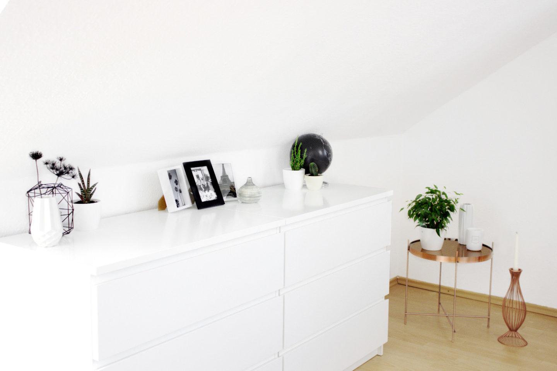 Bezauberndenana Einrichtung Interior Einrichtungstipps Für Dachschrägen  Dekoration Minimalistisch Schwarz Weiß Skandinavisch (2)