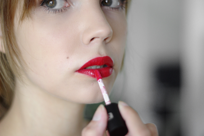 Bezaubernde Nana, bezauberndenana.de, Beauty, Catrice Neuheiten Herbst/Winter 2016, Velvet Matt Lip Cream, REDvolution, Test, Review, Erfahrung