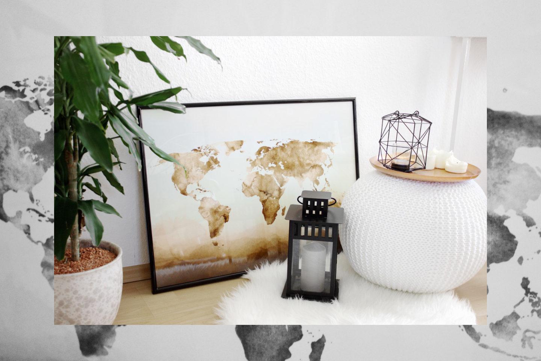 bezauberndenana-wandbilder-schlafzimmer-minimalistisch-interior ...