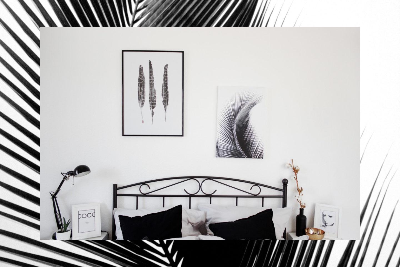 Homestory | Wandbilder für das Schlafzimmer - Bezaubernde Nana