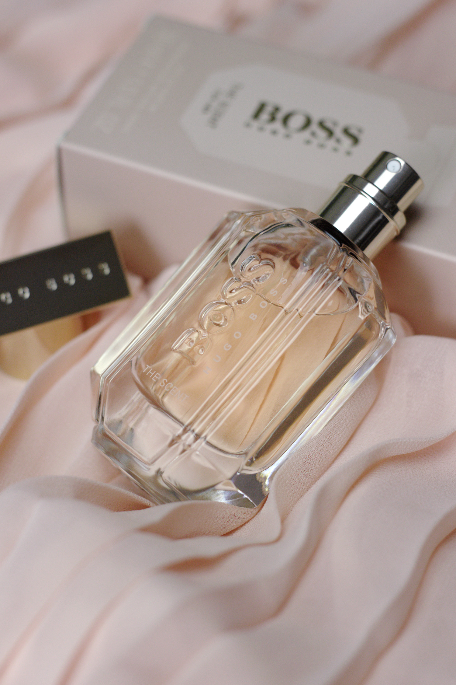 Boss The Scent For Her, Hugo Boss, Parfüm, Duft, Test, Review, Erfahrung, bezauberndenana.de