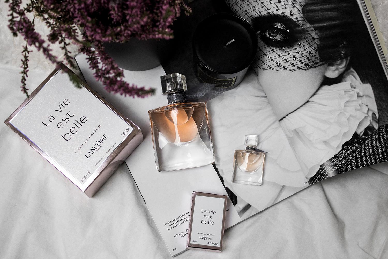 Oktober Favoriten 2016, Monatsrückblick, Beauty Neuheiten, Lacome La Vie Est Belle, Parfüm, bezauberndenana.de