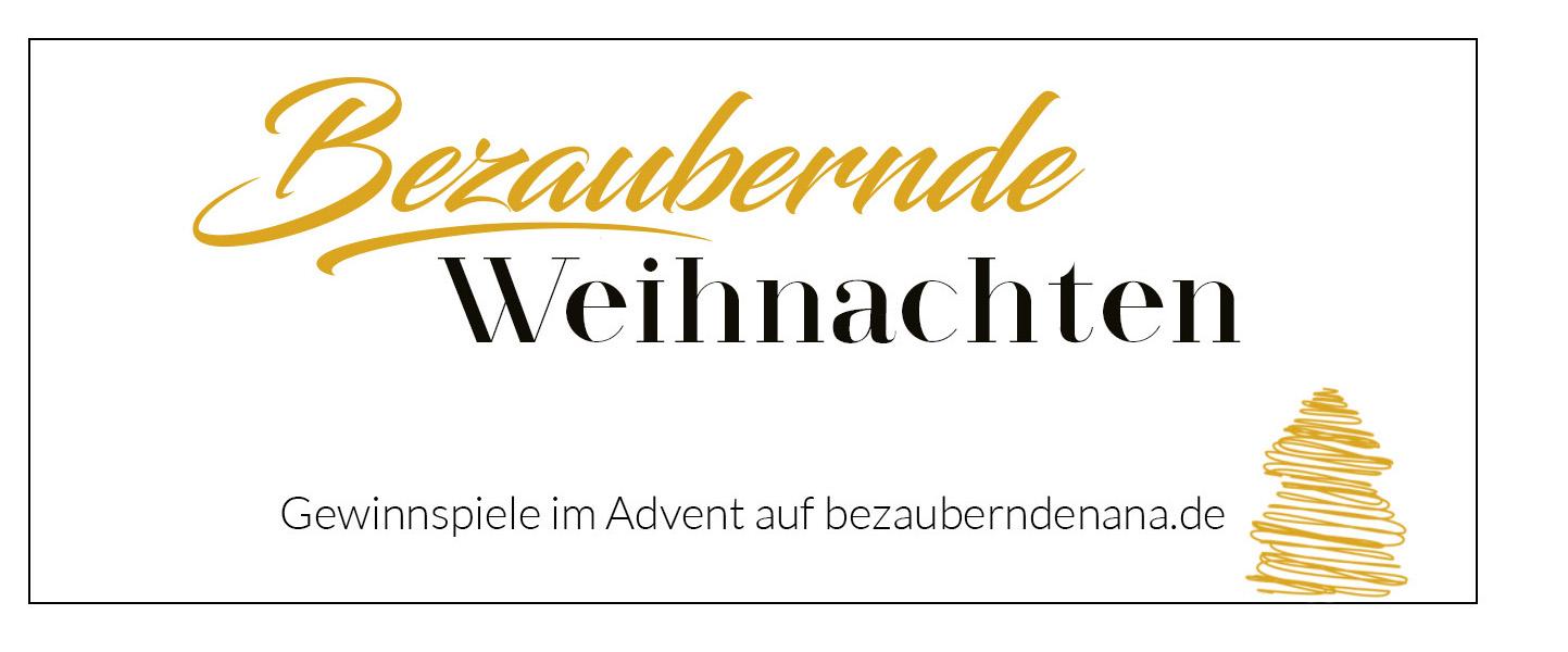 Bezaubernde Weihnachten Gewinnspiele, Blogger Adventskalender, bezauberndenana.de