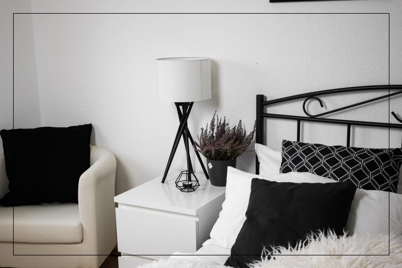 Herbst Dekoration – Schlafzimmer Einrichtung Pt. 2