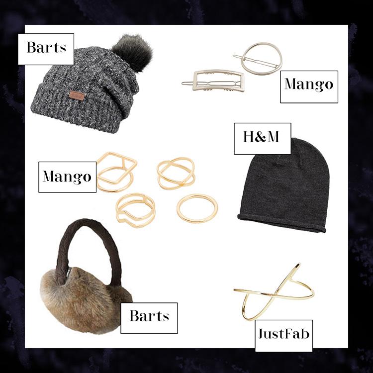 November Favoriten 2016, Monatsrückblick, Mode Neuheiten, Accessoires, Barts Mütze, Barts Ohrenwärmer, Minimalistische Ringe von Mango, bezauberndenana.de