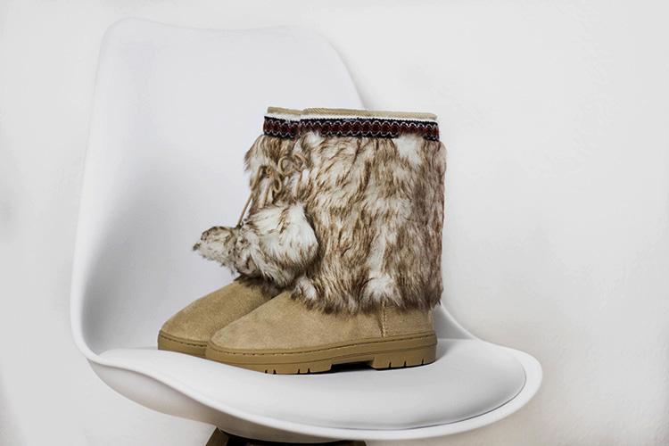 Mode Must Haves für den Winter, kuschelige Boots mit Fell, bezauberndenana.de