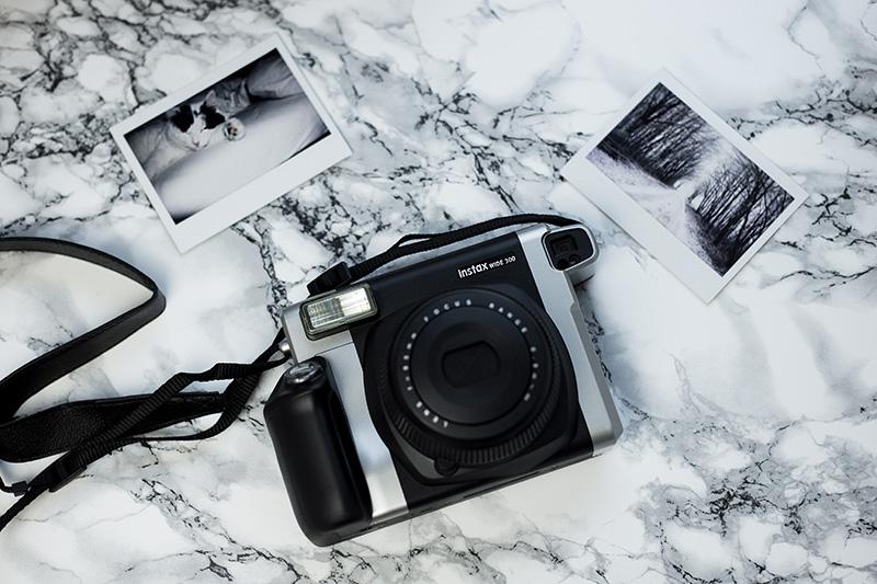 Dezember Favoriten 2016, Monatsrückblick Dezember, Fuji Instax Wide 300 Sofortbildkamera, bezauberndenana.de