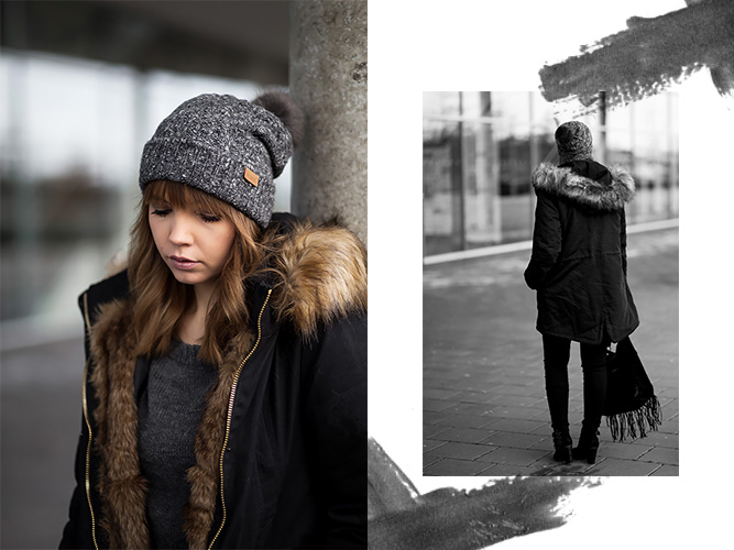 winter-outfit-schwarzer-parka-strickullover-mit-reißverschluss-schwarze-jeggings-nieten-stiefeletten-streetstyle-bezauberndenana (5)