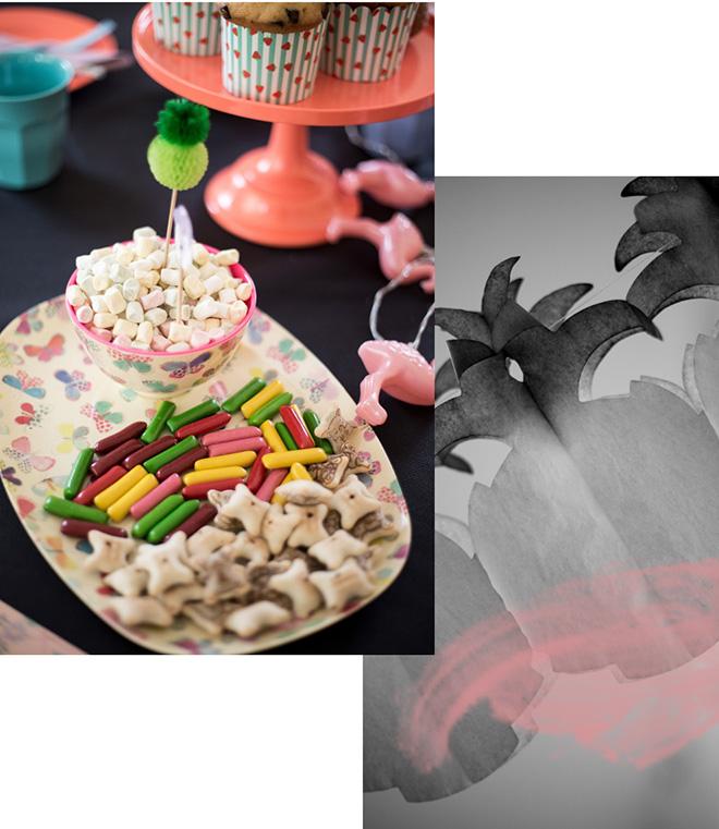 Tipps für eine perfekte Party, rice Partyzubehör, Geschirr, ediths, bezauberndenana.de