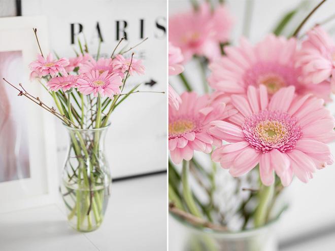 Last Minute DIY Osterdeko, Easter decor, frische Blumen, bezauberndenana.de