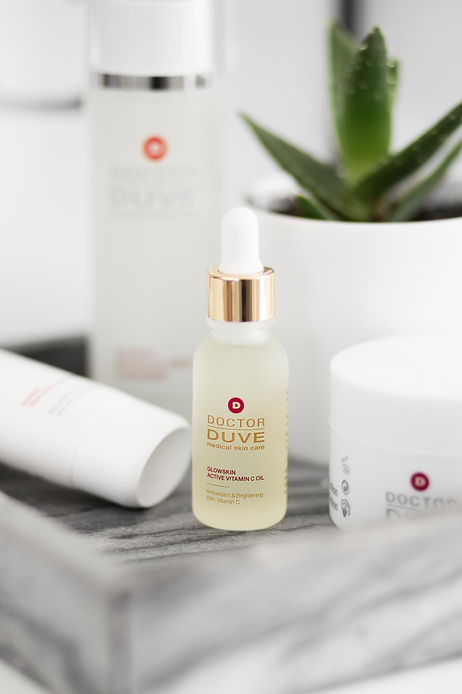 Erfahrungen mit Doctor Dave medical skincare, Glowskin Active Vitamin C Oil Test, Beauty Review, bezauberndenana.de