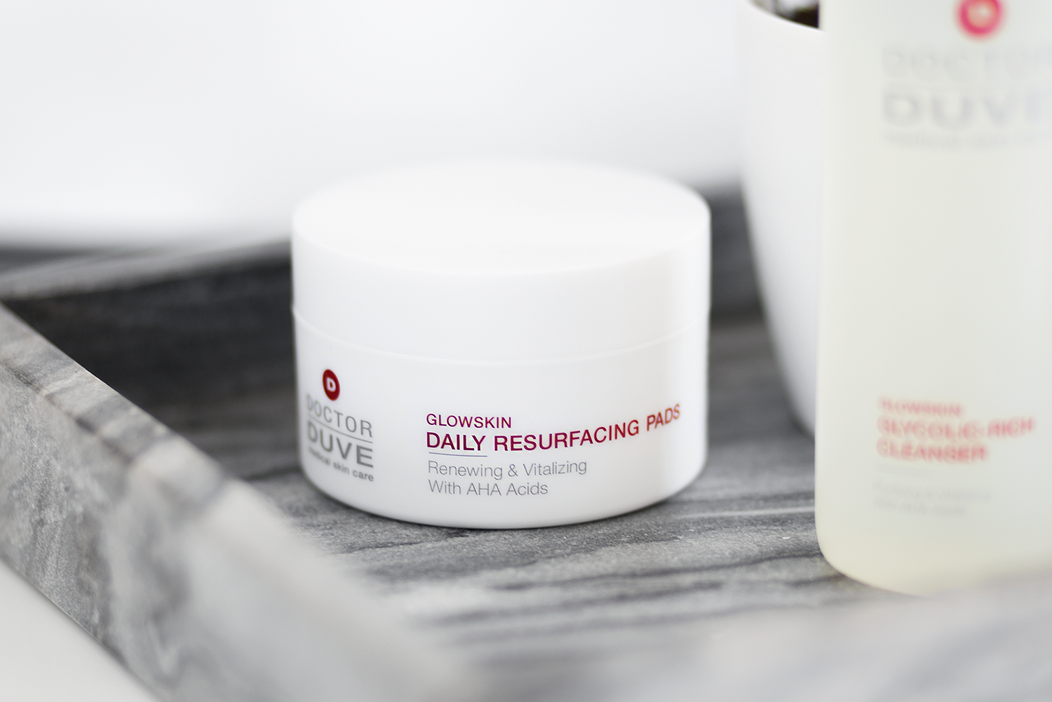 Erfahrungen mit Doctor Dave medical skincare, Glowskin Daily Resurfing Pads Test, Beauty Review, bezauberndenana.de
