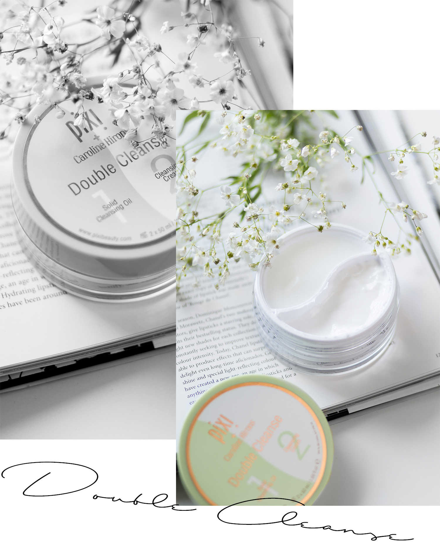 Neuheiten von Pixi, Double Cleanse Erfahrung, Hautpflege im Test, strahlende Haut im Sommer, Review, Skincare, Beauty, bezauberndenana.de