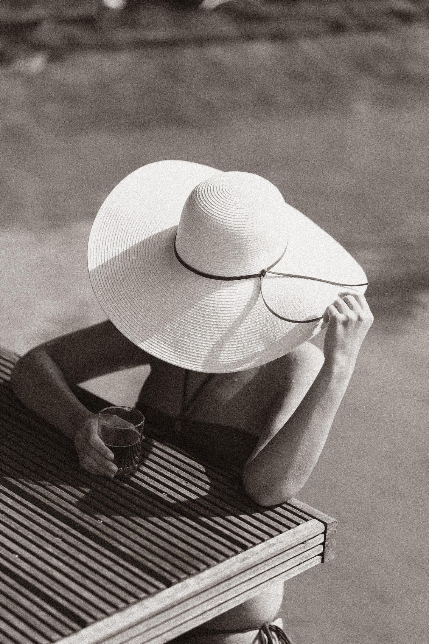 Strohhut – der Trend für den Sommer!
