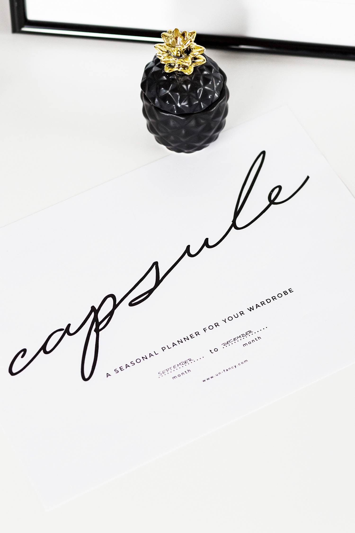 September Favoriten 2017, Monatsrückblick, Capsule Wardrobe Projekt, bezauberndenana.de
