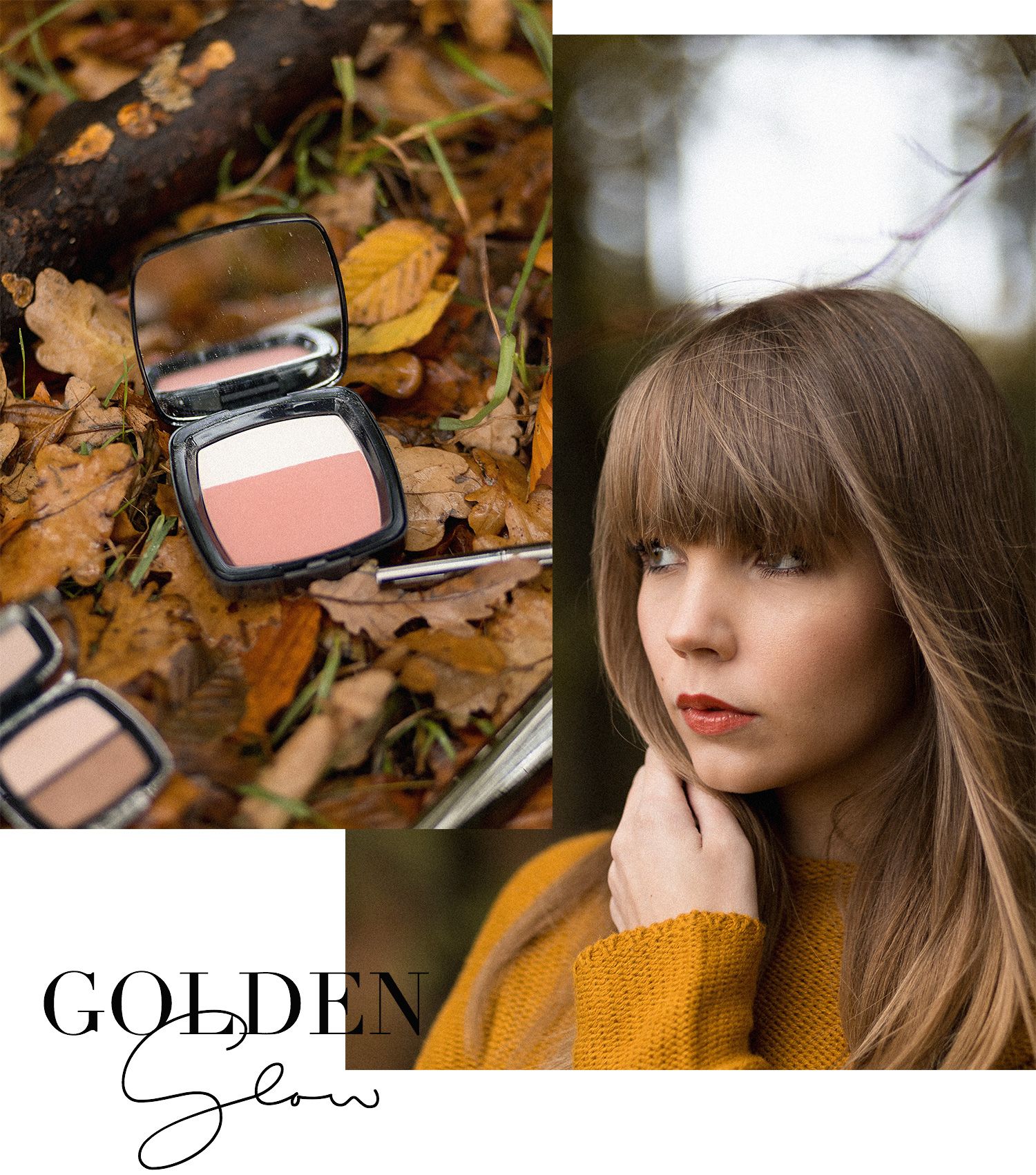 Reviderm Make Up für den Herbst, Golden Glow, Reviderm Make Up Erfahrungen, bezauberndenana.de