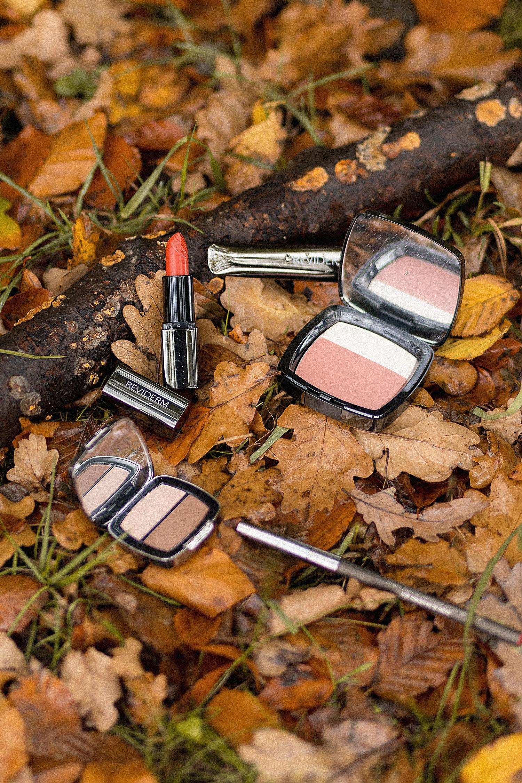 Reviderm Make Up für den Herbst, Golden Glow, Reviderm Make Up Erfahrungen, bezauberndenana.de