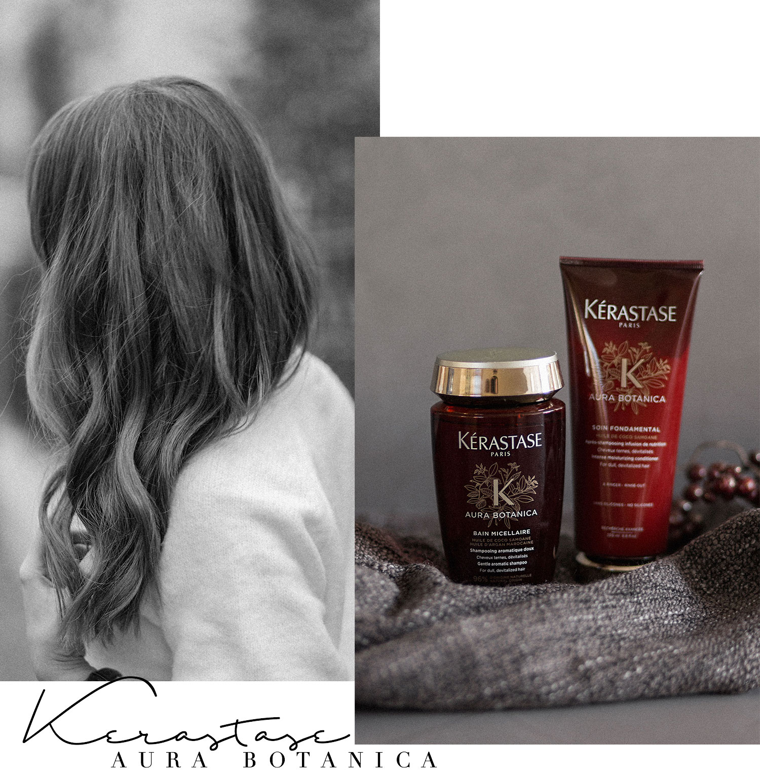 Kerastase Aura Botanica Erfahrungen, natürliche Haarpflege Test, Naturkosmetik, bezauberndenana.de