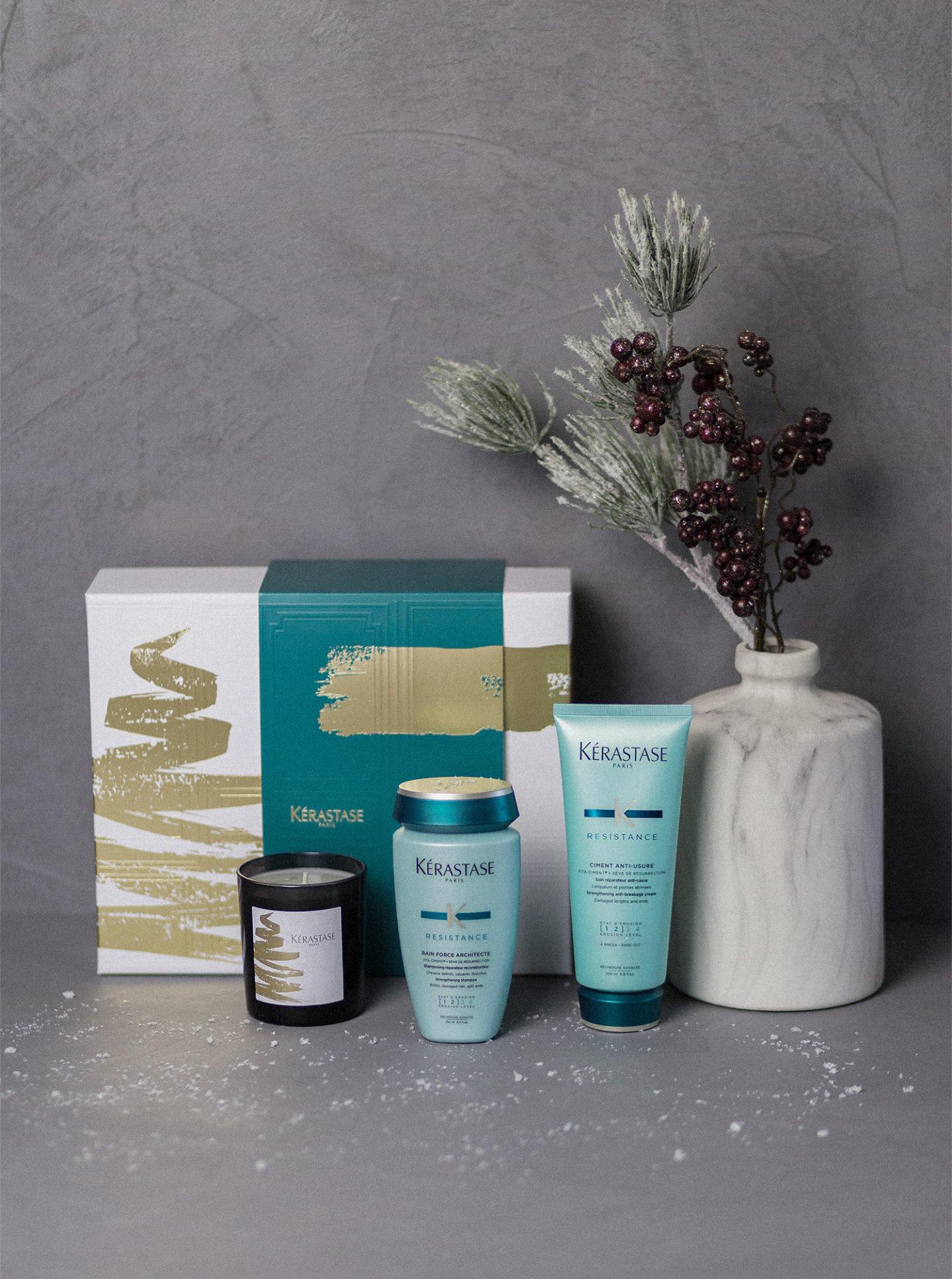 Bezaubernde Weihnachten Gewinnspiel – Kerastase Haarpflege-Set