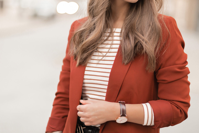 Blazer Trends 2020, rote Blazer, Trendfarbe Rot, Sommertrend, bezauberndenana.de